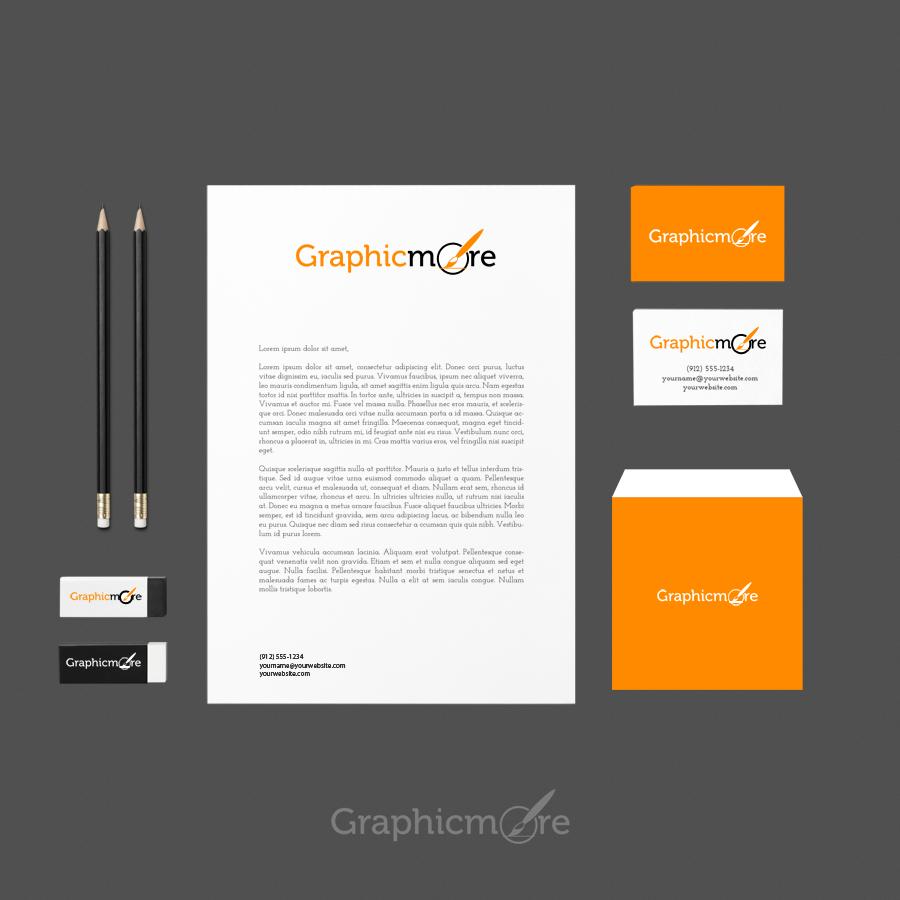 branding    identity mockup design free psd file download