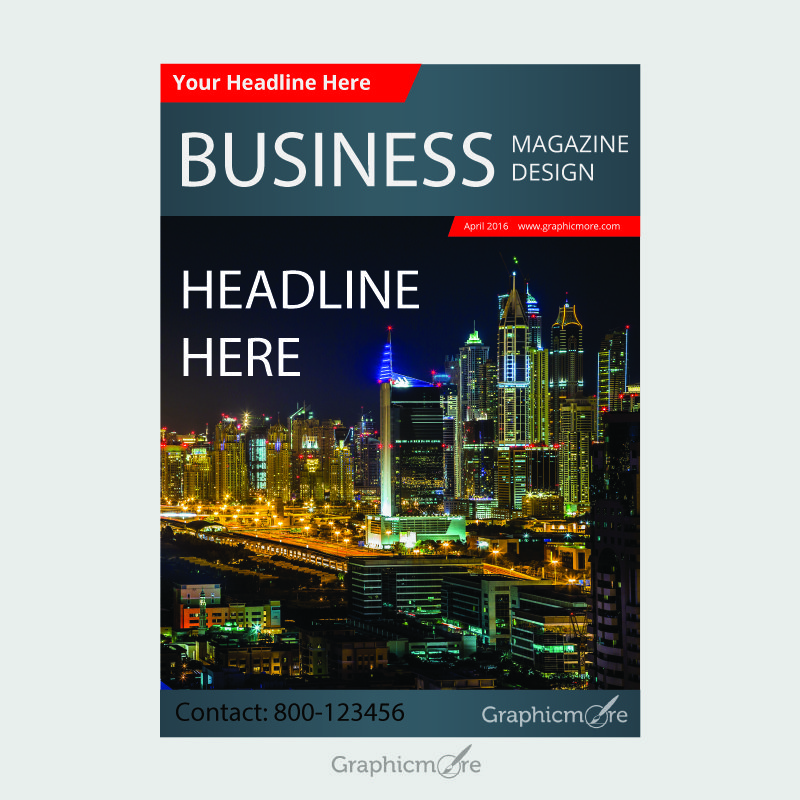 30 Best Magazine Cover Page Designs Psd Templates Psd Templates