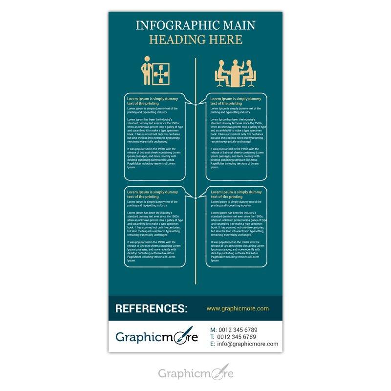 elegant design infographic