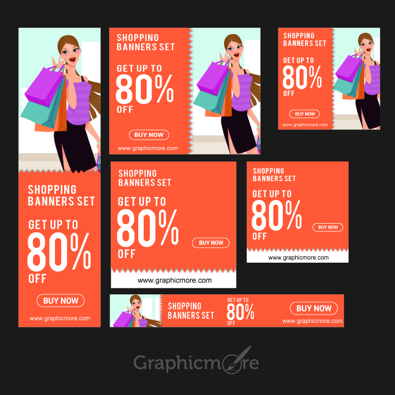 6 Best Free Google Display Banner Ads Psd Templates