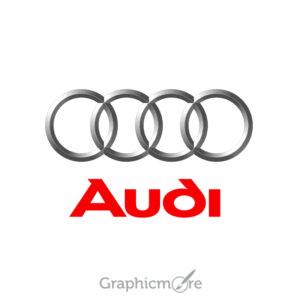 Audi Logo Design