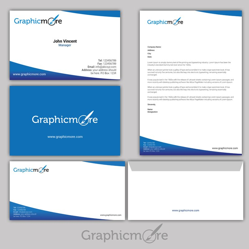 15+ Free Branding/Corporate Identity & Stationery PSD Templates