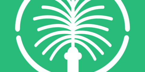 Jumeirah Palm Dubai Free Vector File