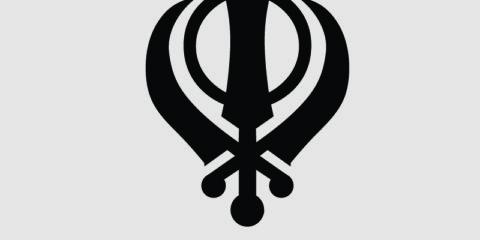 Sikhism Symbol Design Free Vector File