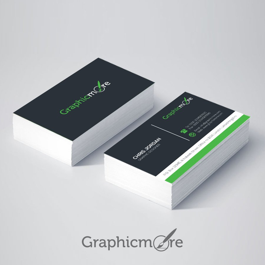 Best Free Modern Business Card PSD Templates Download - Free business cards template