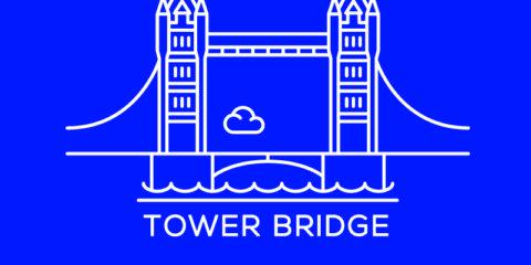 Tower Bridge London Vector File