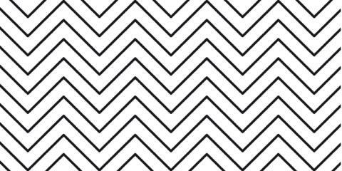 Zig Zag Lines Pattern Design