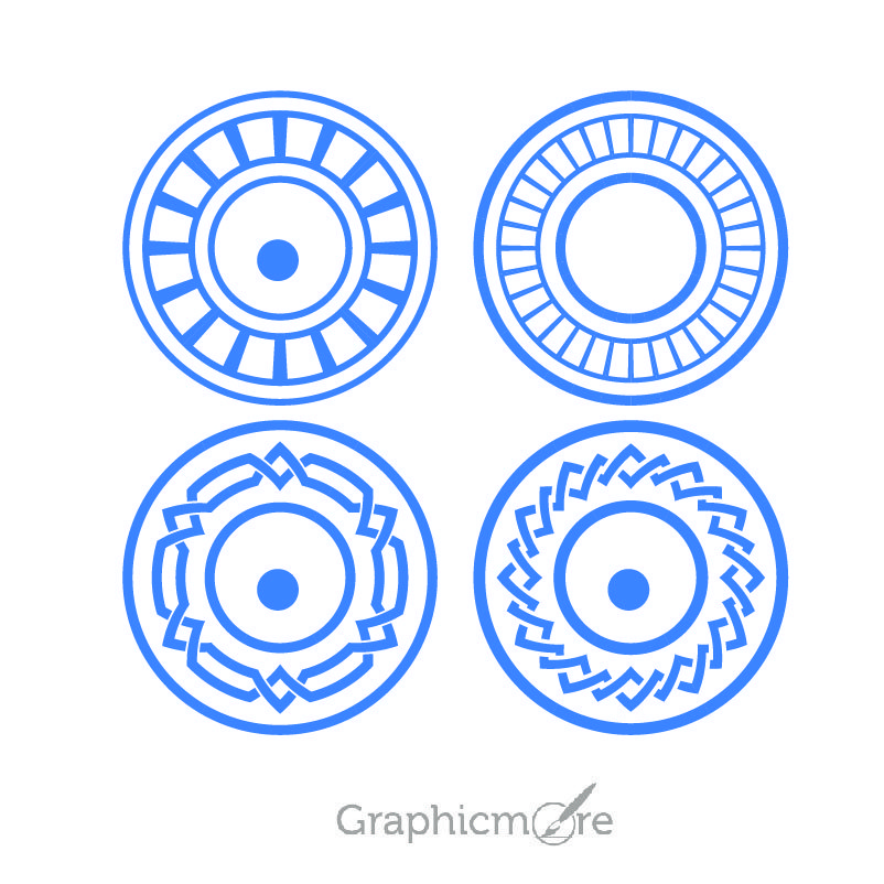 Beautiful Decorative Shapes