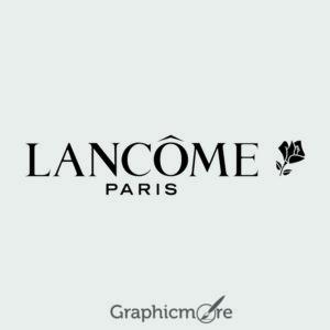 Lancome Logo Design Free Vector File