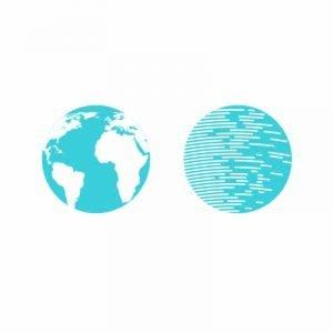 Globe Icons Set Design Free Vector Download